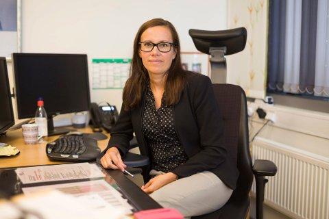 - VIKTIG: - Det er et veldig godt program som handler om helsetilstanden i Finnmark, sier Marianne Sivertsen Næss som hadde håpet på flere påmeldte.