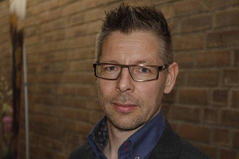 REDEGJØR: Samferdselssjef Per Bjørn Holm-Varsi.