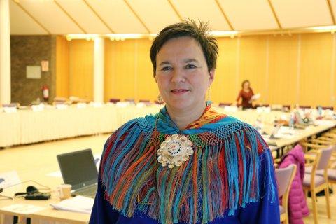 PRØVER FORTSATT: - – Det er fortsatt noen ting vi skal prøve ut før vi erklærer at slaget er tapt, sier fylkesordfører Ragnhild Vassvik.