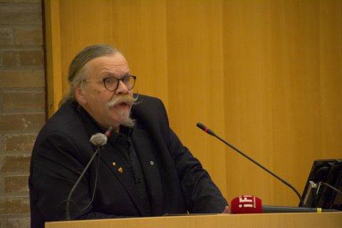Kurt Wikan, nyvalgt styreleder i FeFo, reagerer sterkt på at de er ute av programmet.