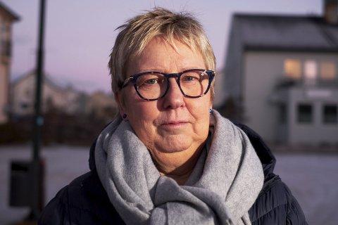 LITE TROVERDIG: Wenche Pedersen (Ap) mener Senterpartiet framstår lite troverdig hvis de ikke stemmer nei til Gardermoen-avtalen i Troms fylkesting.