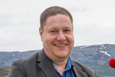 GÅR TILBAKE TIL JOURNALISTSTILLING: Tor Kjetil Kristoffersen.