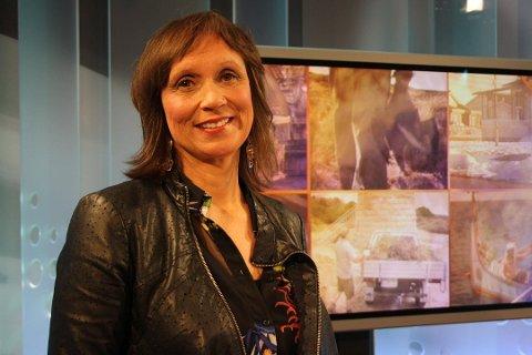 NY JOBB: Liv Inger Somby trakk det lengste strålet og blir ny direktør på Sametinget.