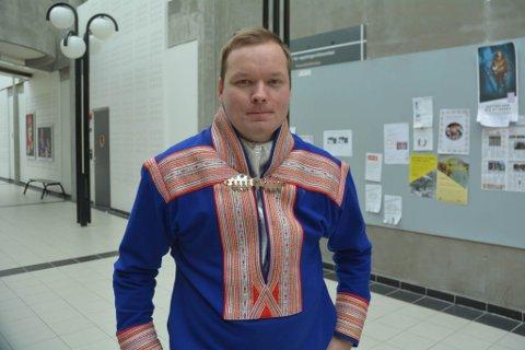 JUSS: Johan Vasara skal fra neste år ta opp igjen jusstudiene.