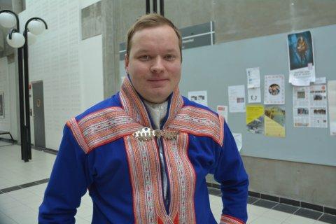 Ordfører Kautokeino, Johan Vasara