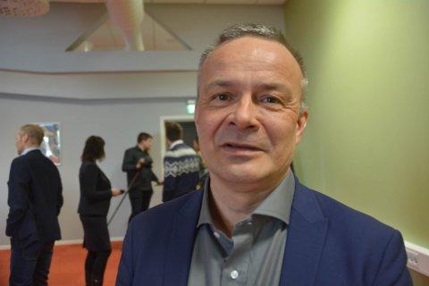IKKE SAMLENDE: Fylkesrådleder Willy Ørnebakk er ikke samlende nok til å være toppkandidat for et sammenslått Troms og Finnmark Ap. Det virker å være gjengs holdning i Finnmark Ap.