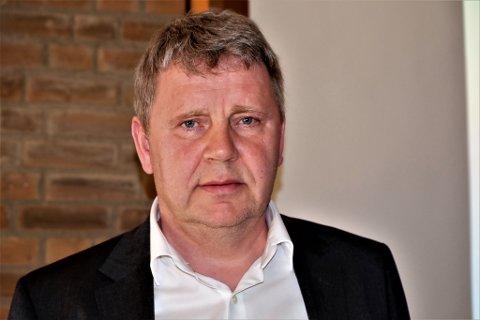 HYDROGEN: Nå vil Varanger Kraft også satse på hydrogen, sier konsernsjef Terje Skansen.