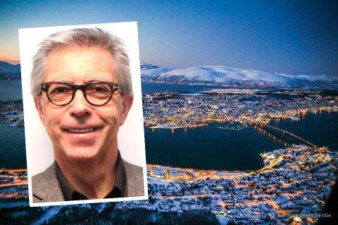 ENGASJERT: Oddbjørn Eidissen ble i februar ny leder i Tromsø Ap. Foto: Yngve Olsen Sæbbe/privat