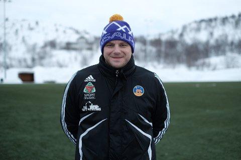 RETT VEI: Bjørnevatn klarte lørdag å kvalifisere seg til NM. En god boost, mener trener Anton Romanov.