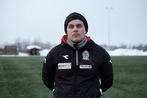 NEDERLAG: Norild scoret null mål mot et lag som spilte det meste av kampen med bare ti spillere. Flaut, erkjenner trener Johan Rolstad.
