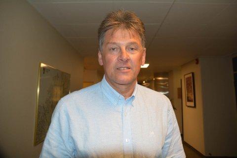 JOBBER PÅ SPRENG: Rådmann i Alta, Bjørn-Atle Hansen, opplyser at det nå jobbes med å få en oversikt over hvem de smittede i fra Alta har vært i kontakt med.