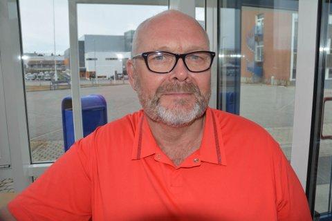 RUSEKSPERT: Kurset i Alta blir ledet av Politioverbetjent Ole Vidar Øiseth fra Politihøgskolen Oslo. Han har jobbet med rus siden 1979 og mener det er viktig å fange opp ungdom som sliter så tidlig som mulig.