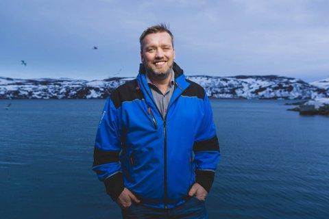 EGET SELSKAP: Ørjan Nergaard har opprettet selskapet Patriot AS, tre uker etter at han valgte å si opp i Lerøy.