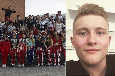 STARTET I 2012: 2015-russen i Kirkenes og Gregor Pedersen fra Hammerfest.
