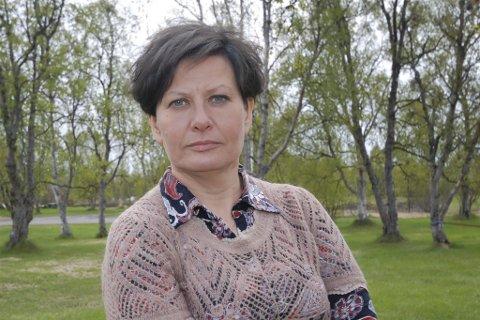 ABSURD: Helga Pedersen mener det vil være absurd om departementet overtar fellesnemndas rolle og tar avgjørelsene over hodet på Finnmark.