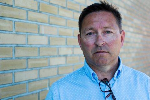 LIKER IKKE BYGGEPLANER; Jan-Ivar Alsén, direktør i Coop Finnmark har planer om å bygge ny enebolig i Alta kommune. Fylkeskommunen vender tommelen ned for planene.