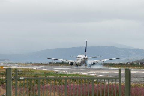 STREIK: SAS har satt mange av sine fly på bakken etter at pilotene har gått ut i streik. Illustrasjon.
