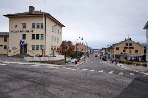 BLIR FÆRRE: Siden i fjor har Vadsø kommune blitt 146 færre innbyggere.