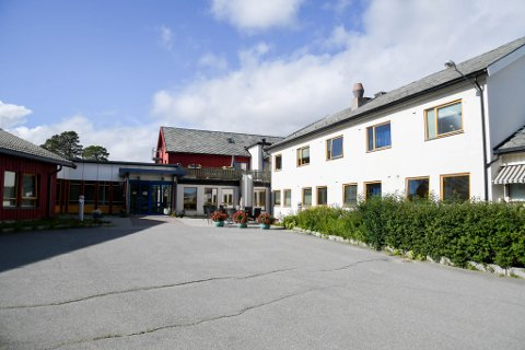 Furuly sykehjem, Alta. Foto: Oddgeir Isaksen