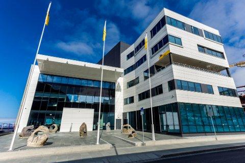 DRIFTSORGANISASJON. Eni Norges driftsorganisasjon er etablert i Hammerfest.