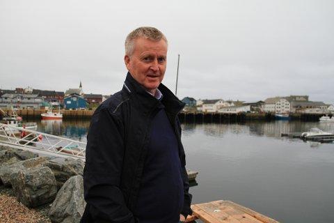 HURTIGRUTA KOMMER: - Vi har jobbet knallhardt for dette, sier havnesjef Bjørn Tore Sjåstad som endelig kan slippe jubelen løs.