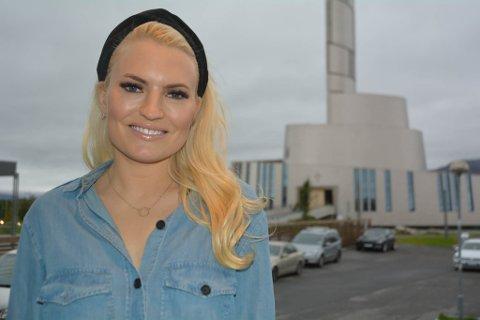 ELSKER TEKNOLOGI: Isabelle Ringnes er en selverklært teknologievangelist og sosial entreprenør.