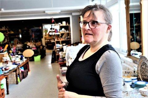 OPPRØRT: Inger Unstad er opprørt over Vadsø kommunes prioritering når det gjelder støtte av frivillige lag og foreninger. Selv driver hun Vadsø Atletklubb.
