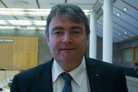 STERKT BEKYMRET: Remi Strand er bekymret for befolkningsnedgangen i Finnmark.
