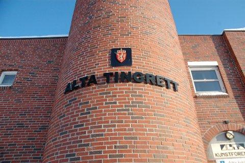 Alta tingrett. Foto: Robin Mortensen