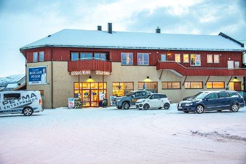 Rema 1000-butikken på Elvebakken. Foto: Kronstadposten.