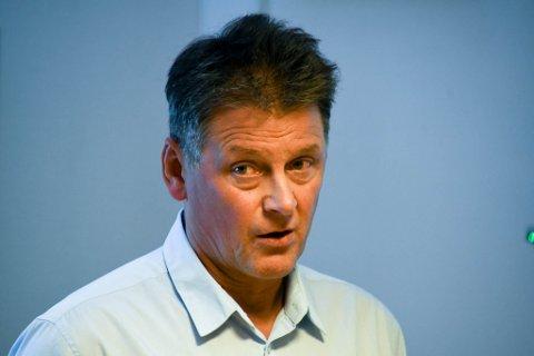 GJØR FLERE GREP: Rådmann i Alta kommune, Bjørn-Atle Hansen, og hans stab har gjort flere grep for å forhindre koronasmitte.