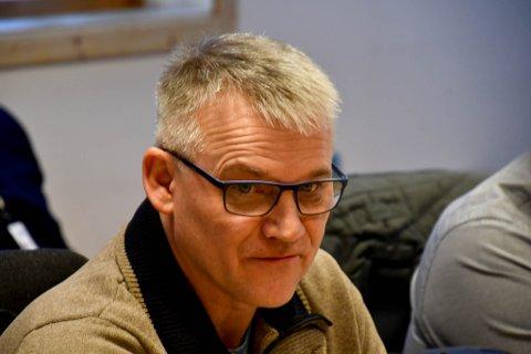 SOLID MESTERSKAP: Odd Erling Mikalsen kunne etter helgen krone seg som nordnorsk mester i lynsjakk for lag.