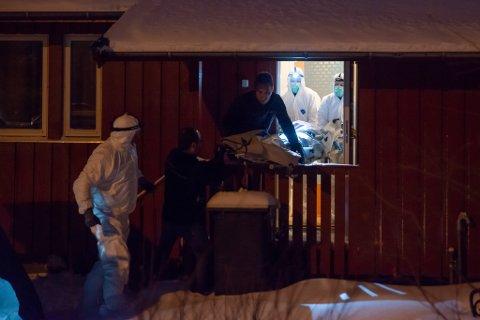 OBDUKSJON: Den avdøde har vært i boligen siden vedkommende døde.