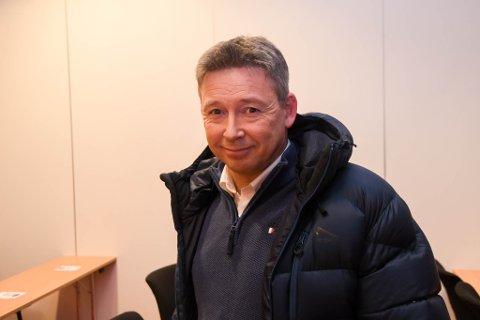SKUFFET: Kjetil Kristensen er leder i Alta Næringsforening. Han skulle gjerne ha sett flere Alta-prosjekter på statsbudsjettet.