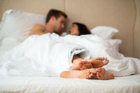 SMERTER: Samleie skal ikke gjøre vondt. LIkevel viser en britisk undersøkelse at tre av fire kvinner har opplevd smerter og ubehag under samleie.