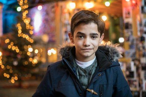 OSCARNOMINERT: Zain al Rafeea har hovedrollen i den filmen «Kapernaum», som var nominert til Oscar. Foto: Arthaus Johnny Vaet Nordskog / NTB scanpix