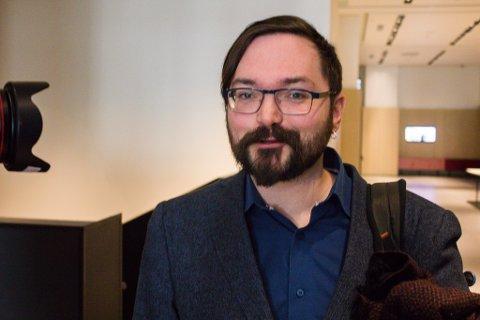MANGE OPPLEVELSER: Mikkel Berg-Nordlie har opplevd mange eksempler på samehets. Nå jobber han med å forske på fenomenet.
