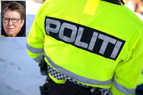 ØDELEGGENDE: Leder for Norasenteret i Kirkenes, Annik Eriksson, forteller at de som kommer inn på senteret søker trygghet og ro. Familievold er svært ødeleggende for alle involverte, forteller hun. Illustrasjon.