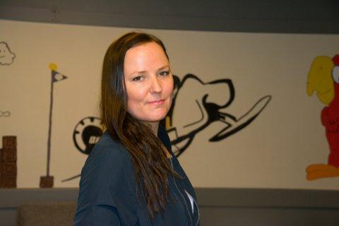 HJEM IGJEN: Etter endt studier i Oslo, flyttet Marianne Stålsett hjem til Vadsø igjen.