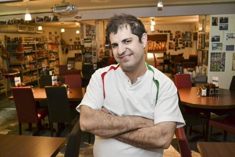 SLÅTT KONKURS: Tana-restauranten Trattoria Parma er historie. Denis Bardakci sier de slet med å få det til å gå rundt.