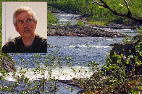 IKKE OVERASKET: Knut Altmann, nestleder i Vest-Finnmark Jeger- og Fiskerforening, er ikke overrasket over at finnmarkingene ikke vil dele med tromsingene.