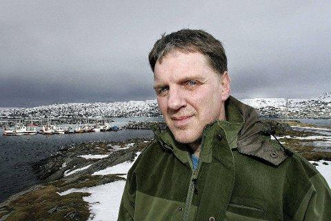 FLERE KVOTER: Geir Iversen sier Senterpartiet vil dele ut kvoter og konsesjoner til unge rekrutter i fiskeriene.