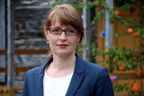 Ingelin Noresjø (Krf) er redd oljetoget er i ferd med å gå fra både Nordkapp og Nord-Norge.