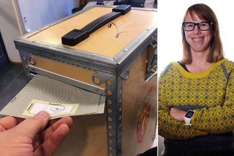FLERE TIL AVLUKKENE: Vi har litt å gå på når det gjelder valgdeltakelse ved lokalvalg i Finnmark. I 2015 stemte 58,3 prosent av befolkningen. Jo flere som stiller til valg, jo større er sjansen for at flere velger å stemme, tror ansvarlig redaktør Anniken Renslo Sandvik i Finnnmarken.