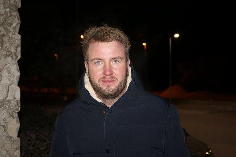 HÅPER PÅ LØSNING: Torbjørn Webber, som uttaler seg på vegne av støttegruppa til Frode Berg, sier at gruppa håper på en diplomatisk løsning slik at Berg kan bli benådet av Russland nå som han har fått sin dom.