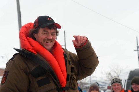 KOMMER IKKE: Lars Monsen har valgt å trekke seg foran årets Finnmarksløp.