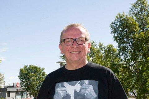 FORNØYD: Alf Masternes håper folk liker årets program. Selv er han fornøyd.