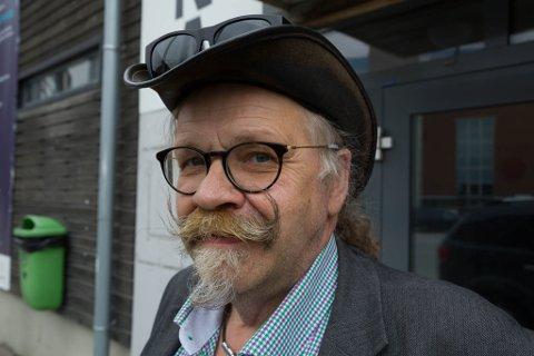 NY FEFO-LEDER: Kurt Pasvikbamsen Wikan (Sp) skal lede FeFo-styret i 2021.