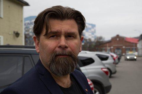 LYKKES: Robert Nesje mener samtlige politikere i Sør-Varanger ønsker at næringslivet i kommunen skal lykkes.