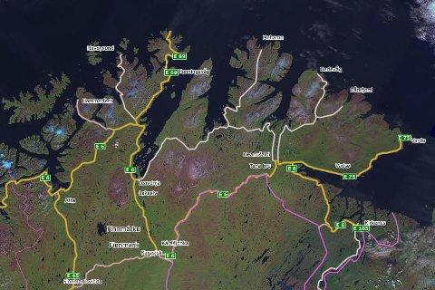 NØKKELEN: Det overveldende flertallet som kom til syne under forrige års folkeavstemning i Finnmark har nok ikke endret seg mye, skriver artikkelforfatteren